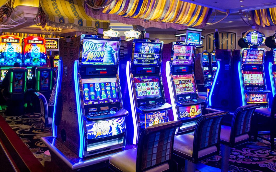2015 Best Slot Machine
